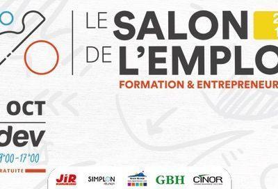 Salon de l'emploi à La Réunion en 2019